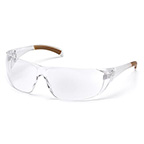 CARHARTT CLEAR ANTI-FOG LENS WITH CLEAR FRAME