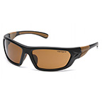 CARBONDALE - SANDSTONE BRONZE LENS WITH BLACK/TAN FRAME