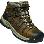 MEN'S FLINT II HIKER WATERPROOF (STEEL TOE)