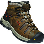MEN'S FLINT II HIKER BOOT (SOFT TOE)