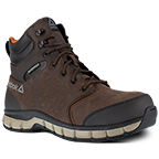 REEBOK MENS SUBLITE CUSHION WORK COMPOSITE TOE BOOTS
