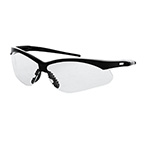 MAJESTIC WRECKER SAFETY GLASSES WITH CLEAR ANTI-FOG LENS