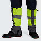 UTILITY PRO LEG GAITERS WITH PERIMETER INSECT GUARD & TEFLON FABRIC