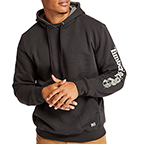 TIMBERLAND PRO HOOD HONCHO PULLOVER - BLACK