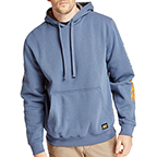 TIMBERLAND PRO HOOD HONCHO PULLOVER - MID BLUE