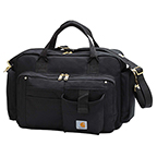 CARHARTT LEGACY BRIEF BAG - BLACK