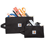 CARHARTT LEGACY TOOL POUCHES MULTI PACK - BLACK