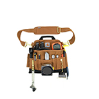 CARHARTT LEGACY ELECTRICIAN'S POUCH - CARHARTT BROWN