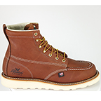 "MEN'S 6"" THOROGOOD WEDGE SOLE WORK BOOTS"