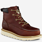 ASHBY - MEN'S 6-INCH LEATHER SOFT TOE BOOT