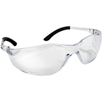 SAS SAFETY NSX TURBO SAFETY GLASSES - CLEAR