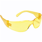 BULLDOG SAFETY GLASSES - AMBER
