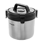 STANLEY ADVENTURE STAY HOT CAMP CROCK 3QT - STAINLES STEEL