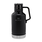 STANLEY CLASSIC EASY-POUR GROWLER 64OZ - BLACK
