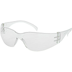 MAJESTIC CROSSWIND SAFETY GLASSES WITH CLEAR ANTI-FOG LENS