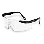 MAGNUM® 3G SAFETY GLASSES CLEAR SCRATCH-RESISTANT LENS