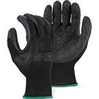 LIGHTWEIGHT SUPERDEX® LATEX PALM DIPPED GLOVE ON NYLON LINER