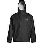 GRUNDENS MEN'S NEPTUNE 319 FISHING JACKET - BLACK