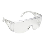 SLAMMER™, SAFETY GLASSES, CLEAR, UNCOATED