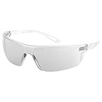 CROSSWIND ULTRA LITE SAFETY GLASSES WITH INDOOR/OUTDOOR ANTI-FOG LENS