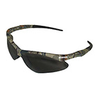 V30 NEMESIS SAFETY GLASSES WITH GRAY ANTI-FOG, SCRATCH-RESISTANT LENS