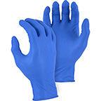 DISPOSABLE INDUSTRIAL GRADE 5-6 MIL NITRILE GLOVE, POWDERED