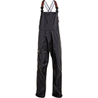 GRUNDENS MEN'S WEATHER WATCH FISHING BIB - BLACK
