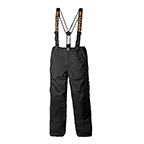 GRUNDENS WEATHER BOSS WATERPROOF PANT - BLACK