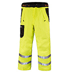 GRUNDENS WEATHER WATCH PANT RAINGEAR ANSI HI-VISIBILITY TAPE